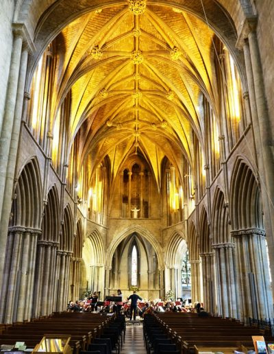 Autumn Concert in Pershore Abbey